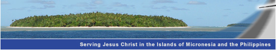 Pacific Mission Aviation - Serving Jesus Christ in the Islands of Micronesia and the Philippines